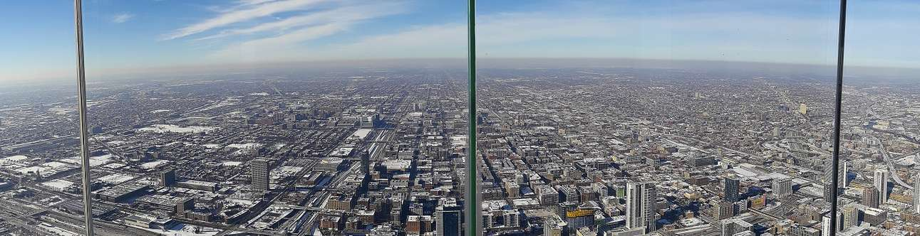 Visit the Skydeck at Chicago