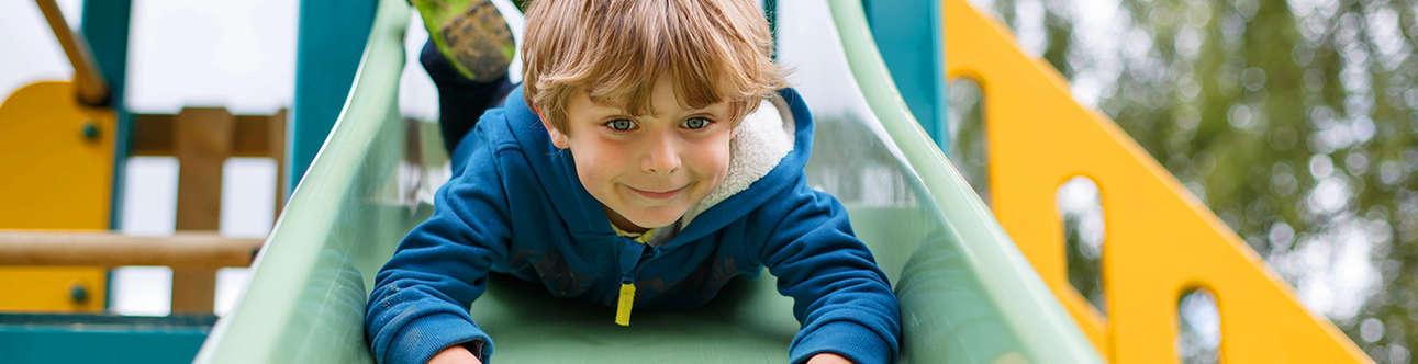 Visit the Delta Park Playground in Johannesburg