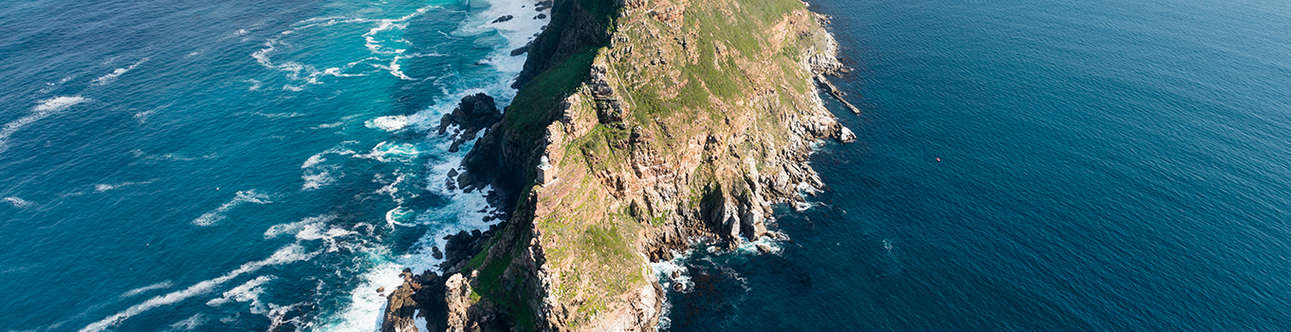 Visit the Cape Point in South Africa