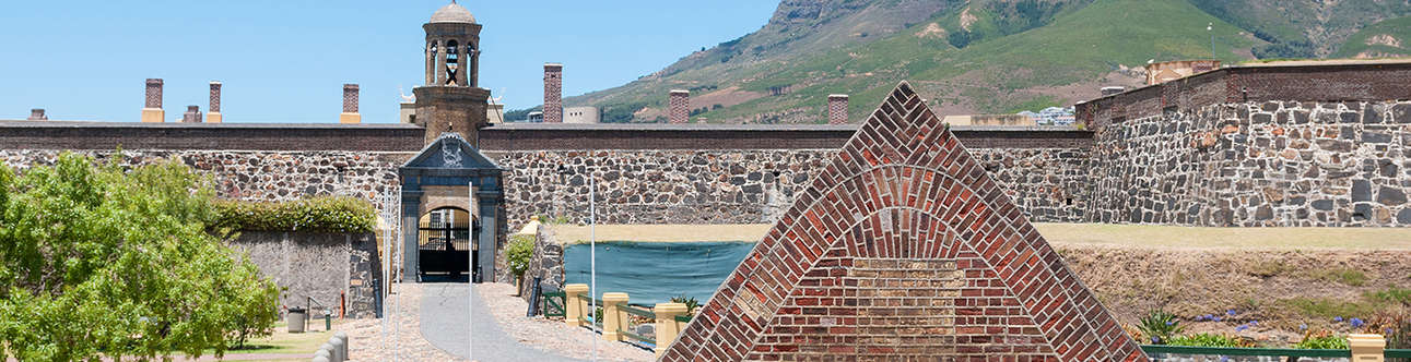 Visit the Castle Of Good Hope in Cape Town