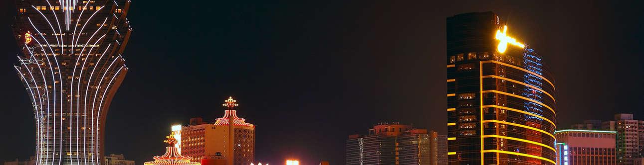 Visit the Casino in Macau in Hong Kong