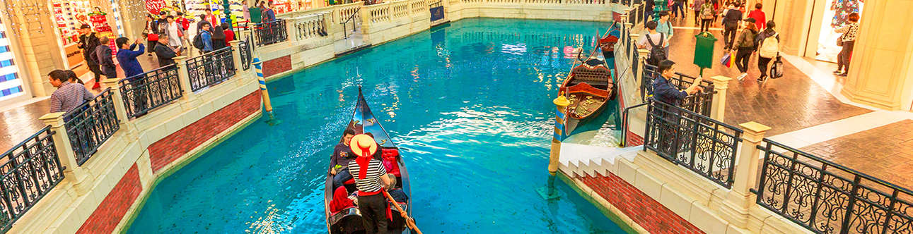 Visit The Venetian Macao in Hong Kong