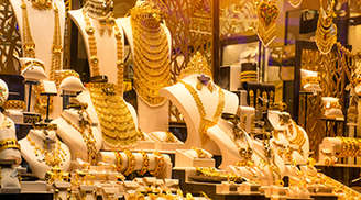 Have Fun at the Gold Souk in Dubai