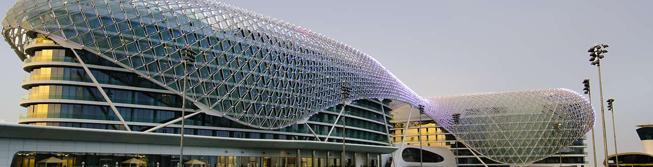 Visit the Abu Dhabi Grand Prix