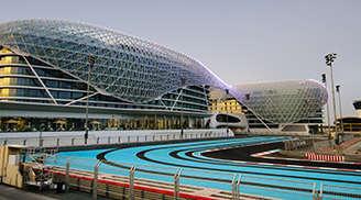 Key attractions in Abu Dhabi