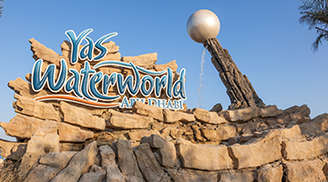 Have Adventure at the Yas Waterworld in Abu Dhabi