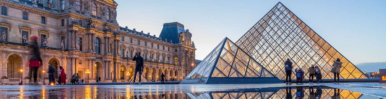 Explore The Louvre Museum in Paris