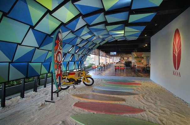 Koa D'surfer Hotel