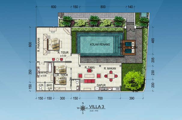 Villa Tulip