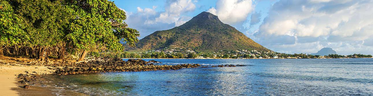Visit the Flic en Flac in Mauritius