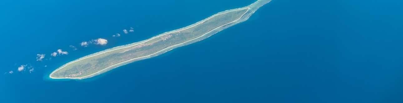 Visit the Beautiful Agalega in Mauritius