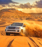 Dubai 5 Days Luxury Honeymoon Package