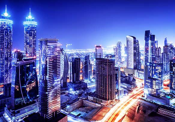 Enjoy the Dubai city tour