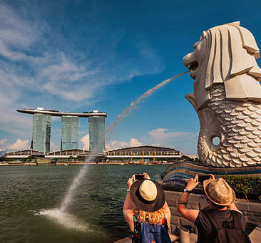 Singapore 6 Days Luxury Family Tour Package