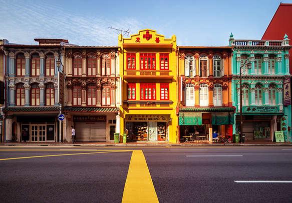 Enjoy this mesmeric charm of Singapore