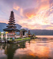 Jubilant Bali Family Package