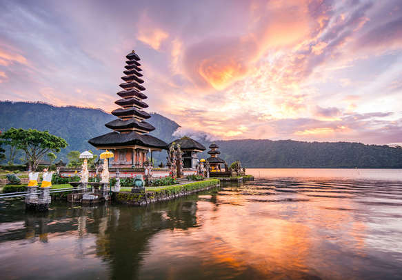 Visit this spectacular site in Bali