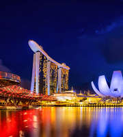 Singapore Tour Package From Jaipur