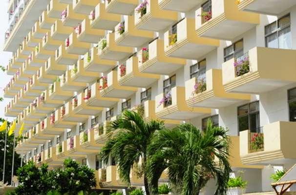 Golden Beach Hotel Pattaya Thailand Golden Beach Hotel Review Photos