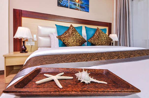 Triton Beach Hotel & Spa