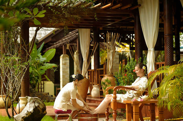 Paradise Island Resort Spa Male Maldives Review Photos