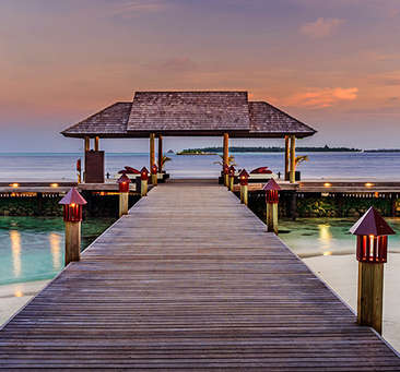 Fascinating Maldives Luxury Family Package