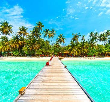 Maldives 5 Days Luxury Honeymoon Package