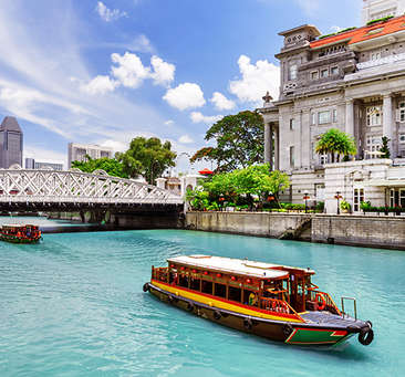 Singapore 6 Days Luxury Family Tour Package