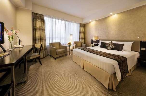 Gloucester Luk Kwok Hotel