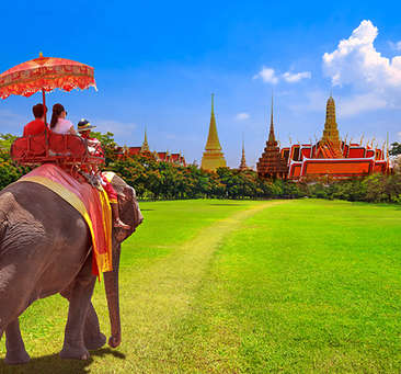 Thailand 6 Days Luxury Family Tour Package
