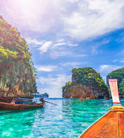 Phi Phi Island Local Tour Package