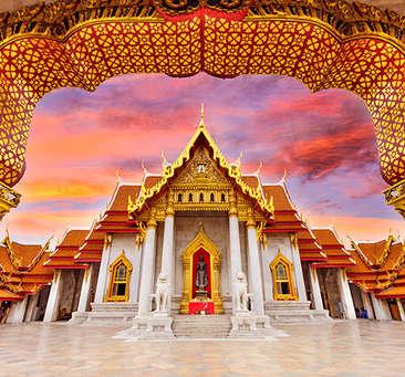 Astonishing Thailand Luxury Honeymoon Packages