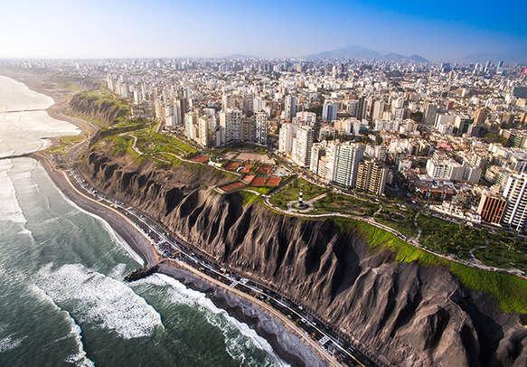 city in peru