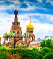 Idyllic Russia Tour Package From India