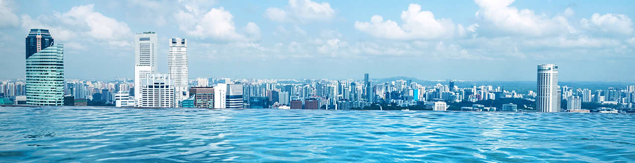 Marina Bay is one of the top attractions of Singapore