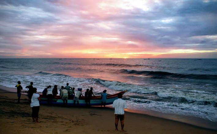Pondicherry Mahabalipuram Chennai Tour Package