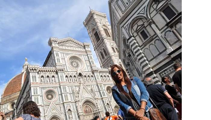 Exploring the history of Florence