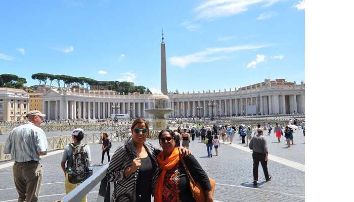 Exploring the Vatican
