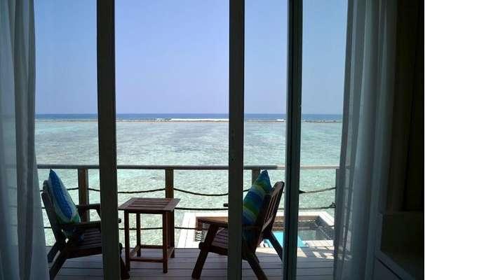 holiday inn resort maldives