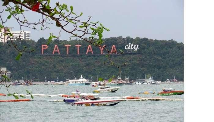welcome to pattaya