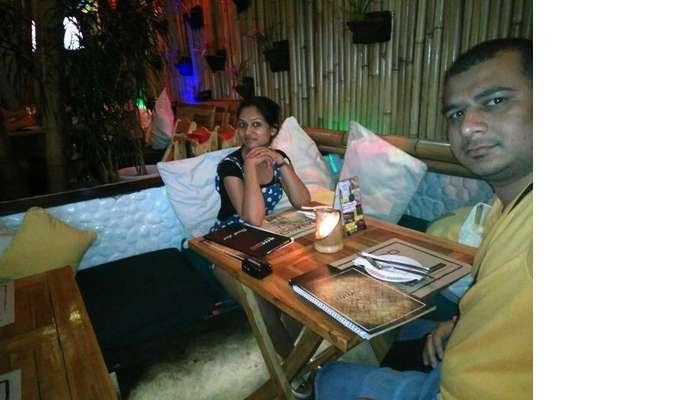 romantic restaurants in Bali