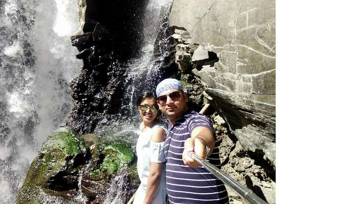 Gitgit Waterfalls in Bali