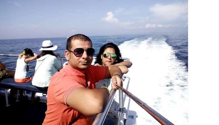 cruise travel in Bali