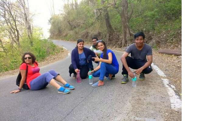 group vacation to rishikesh