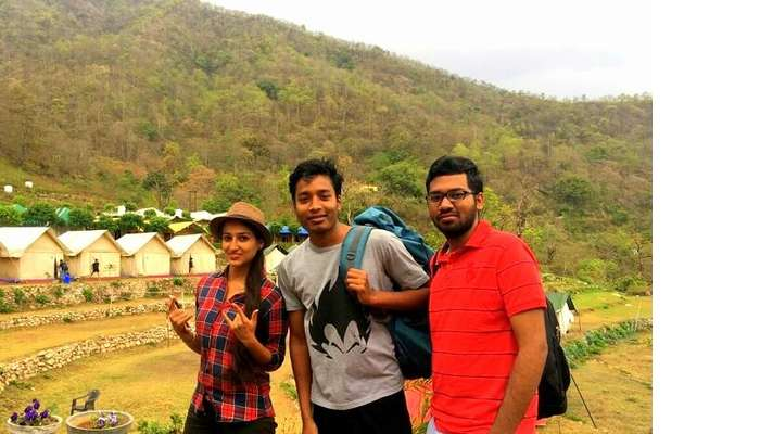 friends trip to rishikesh