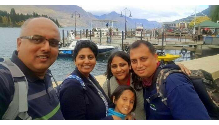 family trip to new zealand