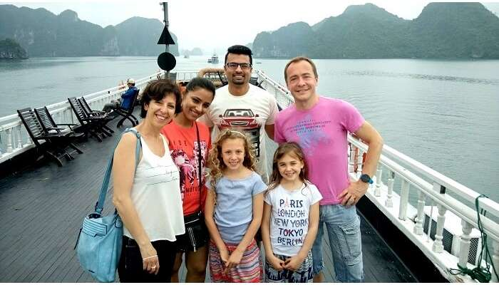 A Romantic Trip Relishing The Scenic Beauty Of Vietnam