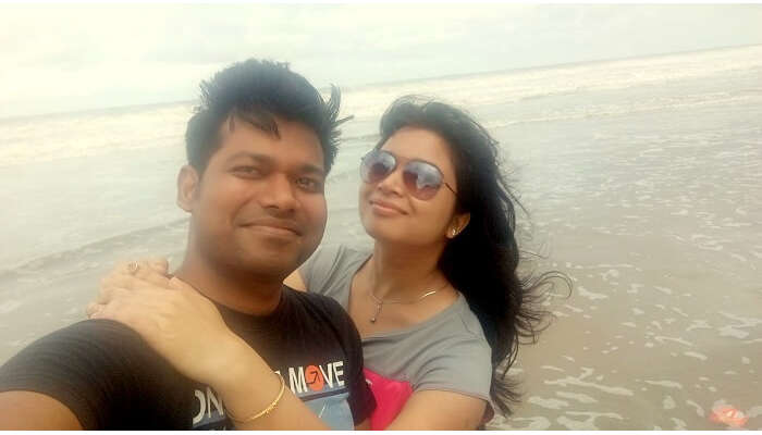 romantic vacation to goa