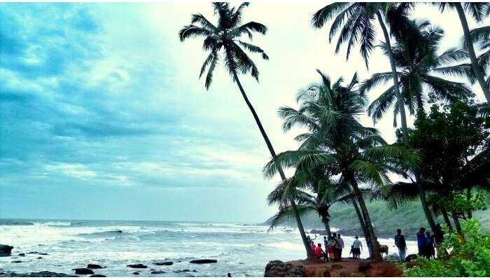 southern coast of goa