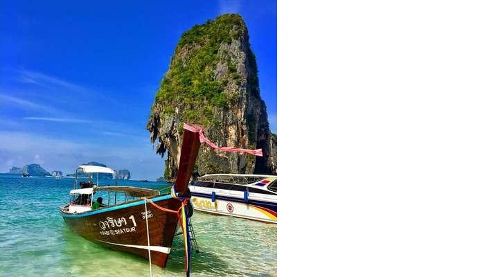 krabi island tours